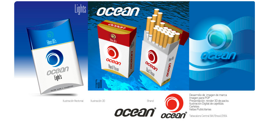 Ocean Brand Packaging U.S.A.